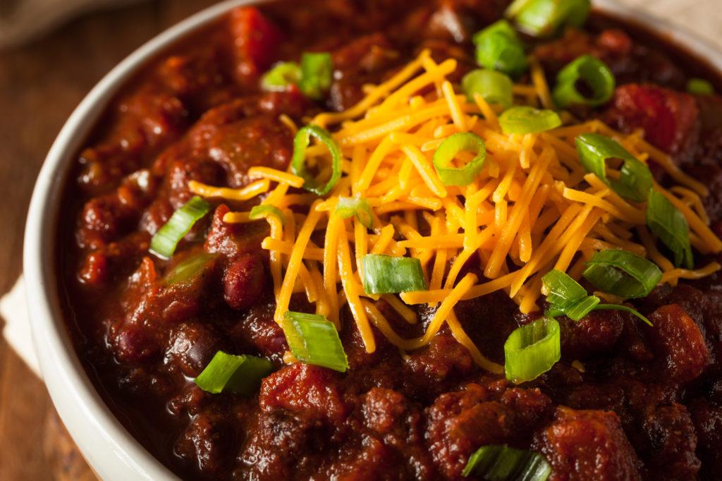gluten free instant pot hormel chili copycat