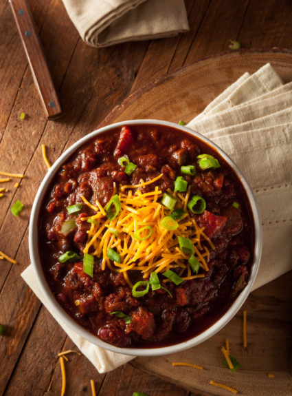 Copy Cat Gluten-free Instant Pot Hormel Chili