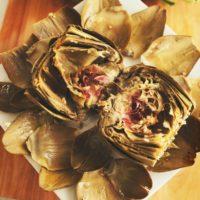 Crockpot Artichokes Recipe | Slow Cooker Artichokes