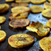 Curry Plantain Chips
