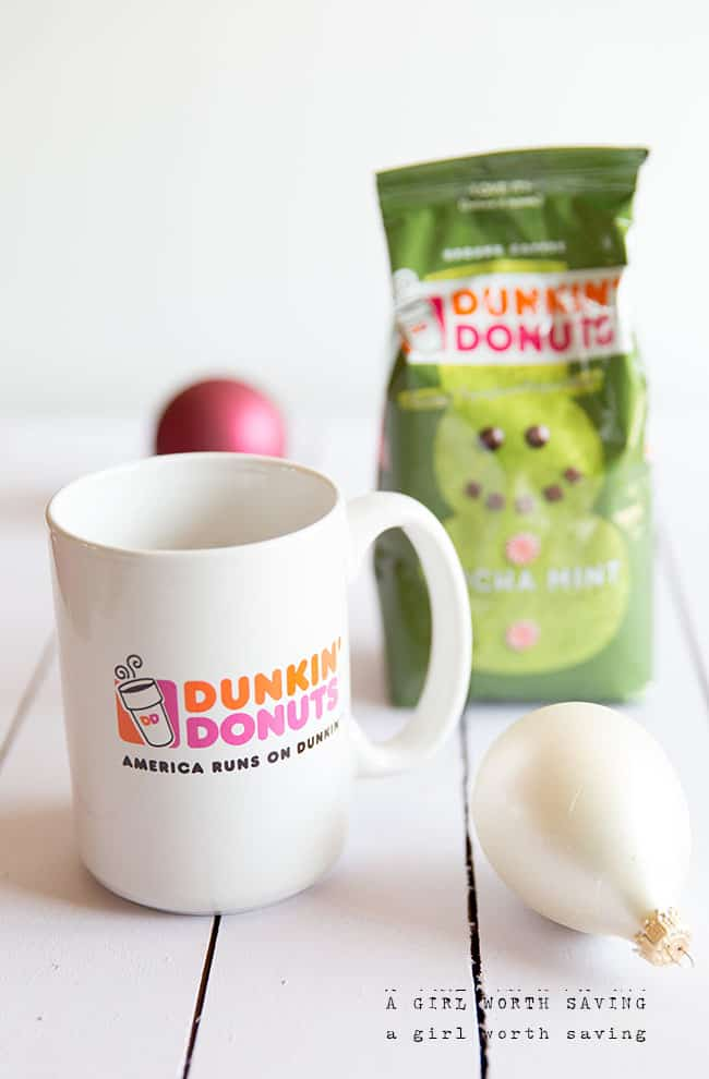 Dunkin Donuts Mug Up Contest