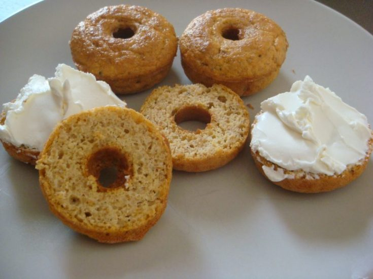 Low Carb & Gluten Free Bagels