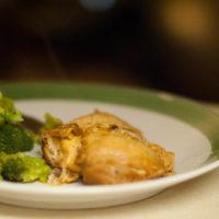 Slow Cooker Honey Garlic Chicken (AIP Friendly) - AIP Sisterhood