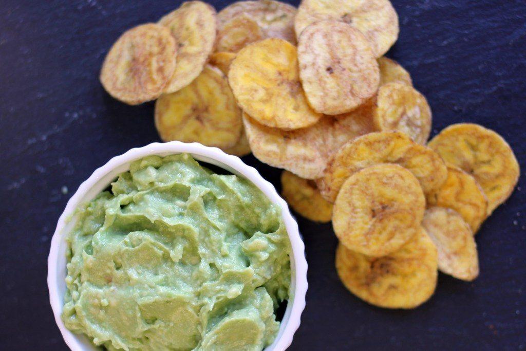 paleo snackeasy guacamole