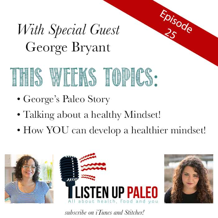listen up paleo podcast