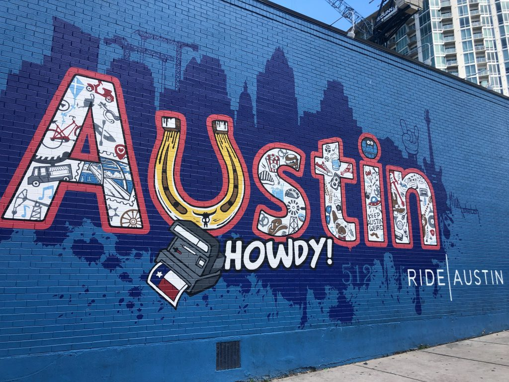 You don't have to be young to enjoy the youthful vibe in Austin Texas. The Keep Austin Weird campaign isn't just a cool slogan, it really is weird and can be enjoyed by those that like to live by the beat of a different drum.