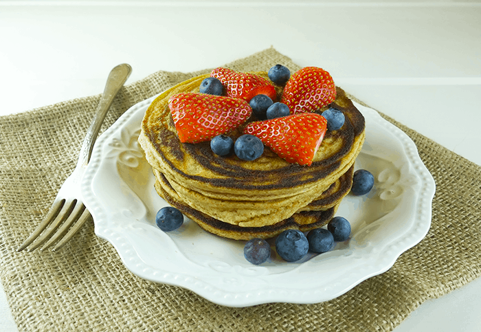 Gluten free buttermilk pancakes - A Girl Worth Saving