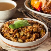 Paleo Thanksgiving Stuffing Recipe (Gluten-free)