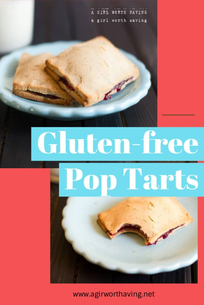 gluten free pop tart recipe homemade