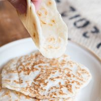 Homemade Gluten-free Tortillas