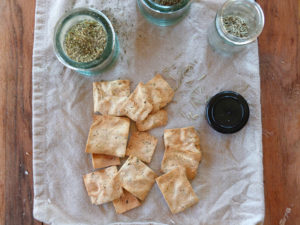 Paleo Herb Crackers   A Girl Worth Saving