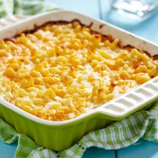 Homemade Gluten Free Mac and Cheese