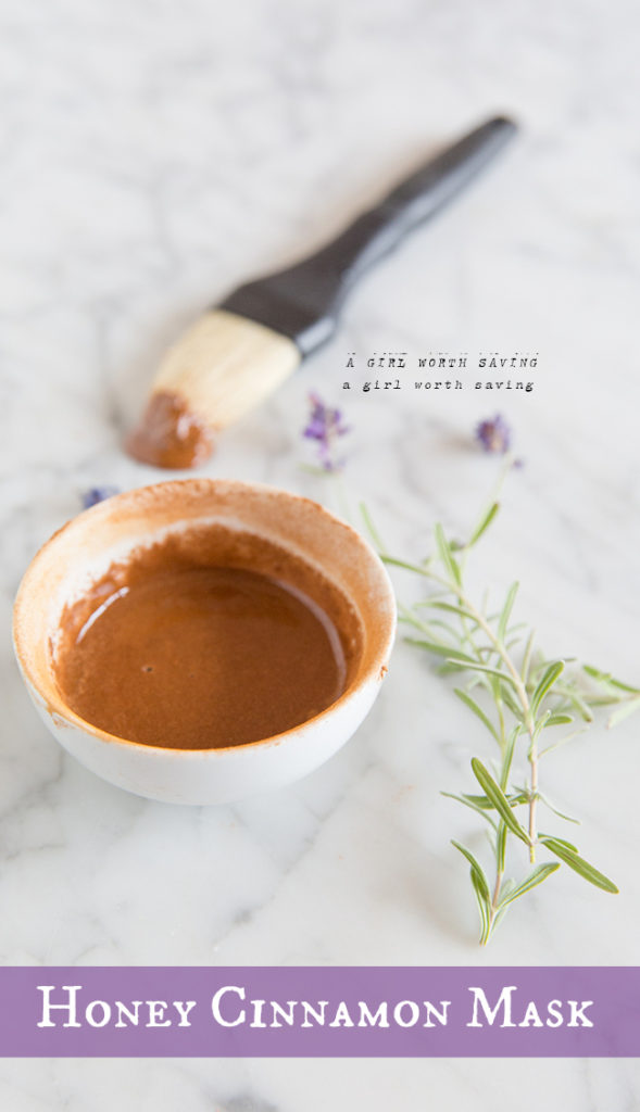 honey cinnamon mask recipe