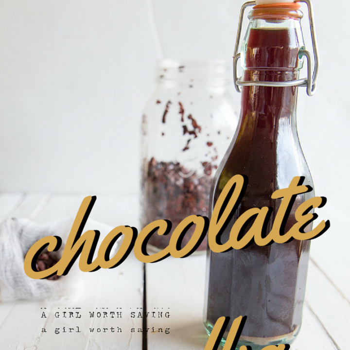 Homemade Holiday: How to Make Chocolate Vodka