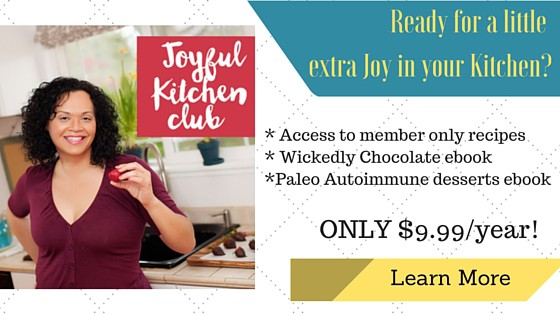 join the joyful kitchen club