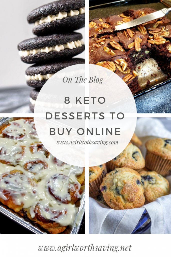 keto desserts you can buy online