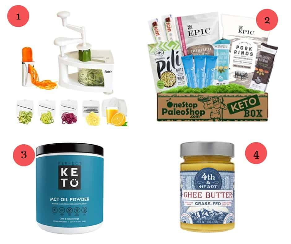 >> Get Keto Gift Guide Masterlist Here <<<