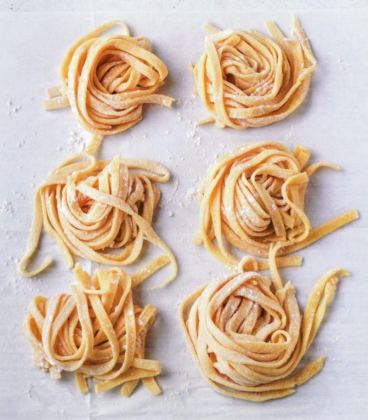 Keto Fettuccine Noodles