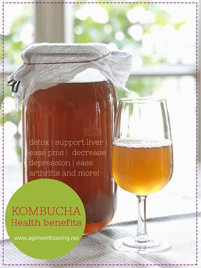 top kombucha tea health benefits. Black Bedroom Furniture Sets. Home Design Ideas
