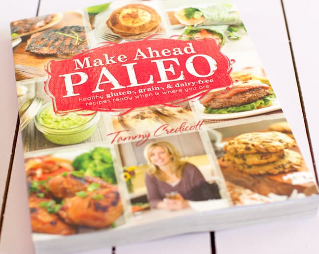Make Ahead Paleo Giveaway