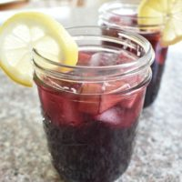 The Easiest Mason Jar Sangria