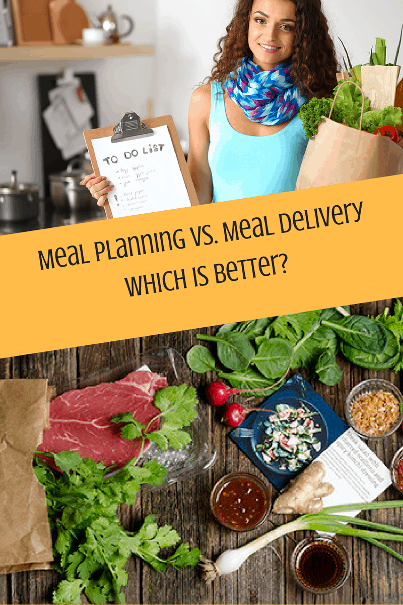 Meal Planning vs Meal Delivery