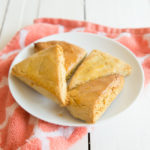 paleo orange scones