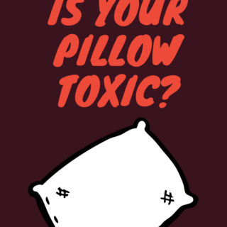 Yikes! Is your Pillow Toxic?