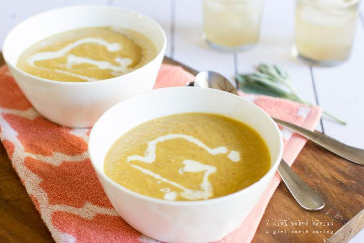 Parmesan Deliceta Soup