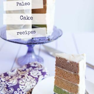 paleo cake recipes
