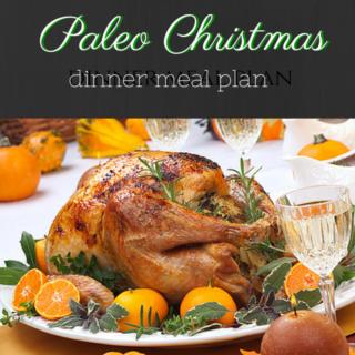 paleo christmas dinner