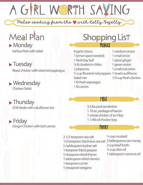 Diet meal plan for a month xbox