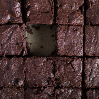 Paleo Double Chocolate Brownies