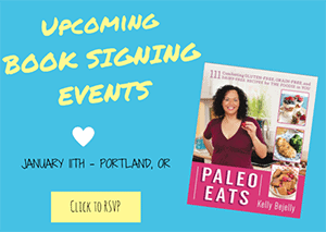 Paleo Eats Book Signing