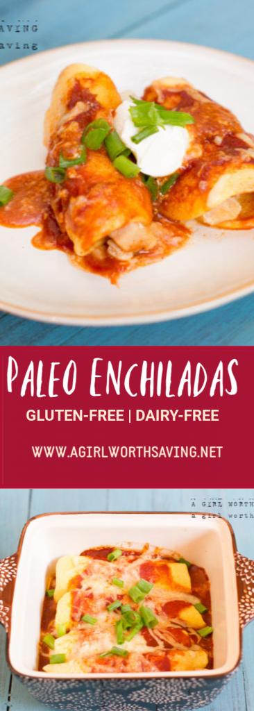 paleo enchiladas