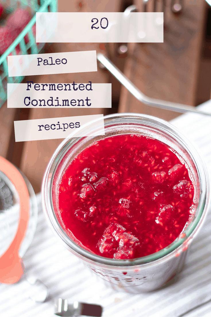 paleo fermented condiment recipes