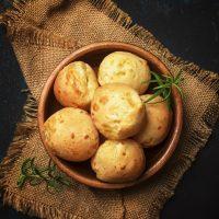 Paleo Garlic Bread