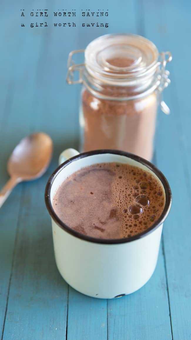 paleo hot cocoa mix