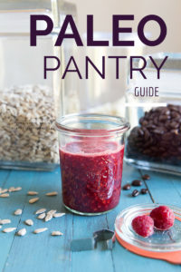 paleo pantry guide