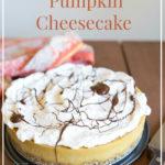 paleo pumpkin cheesecake