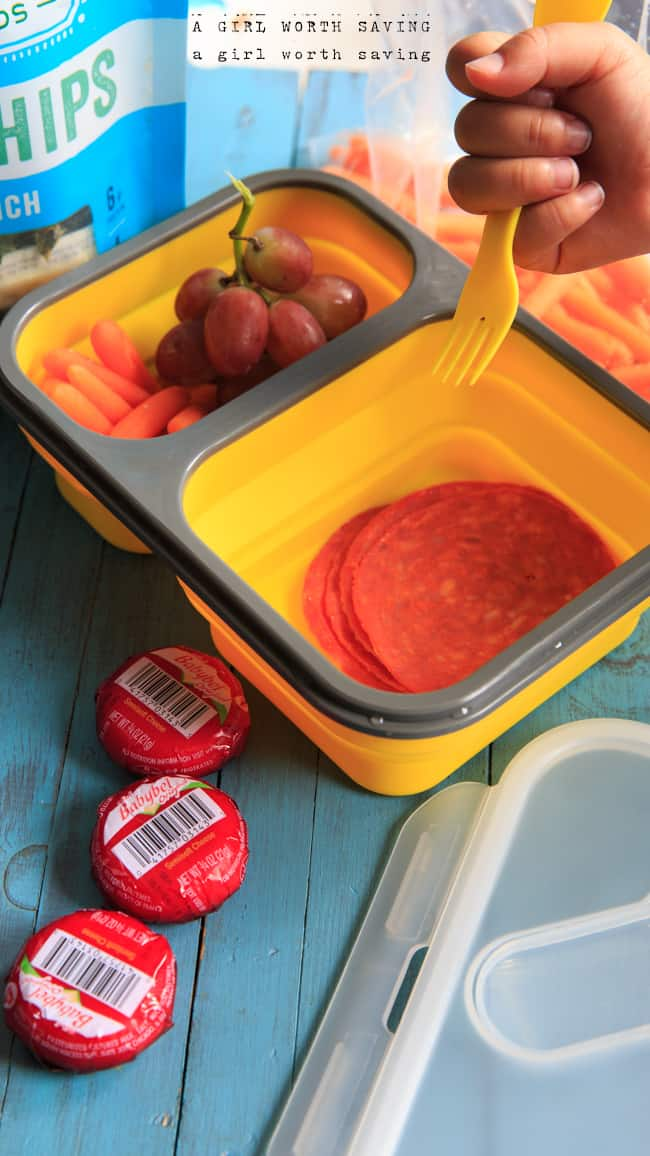 Paleo School Lunch Box Ideas