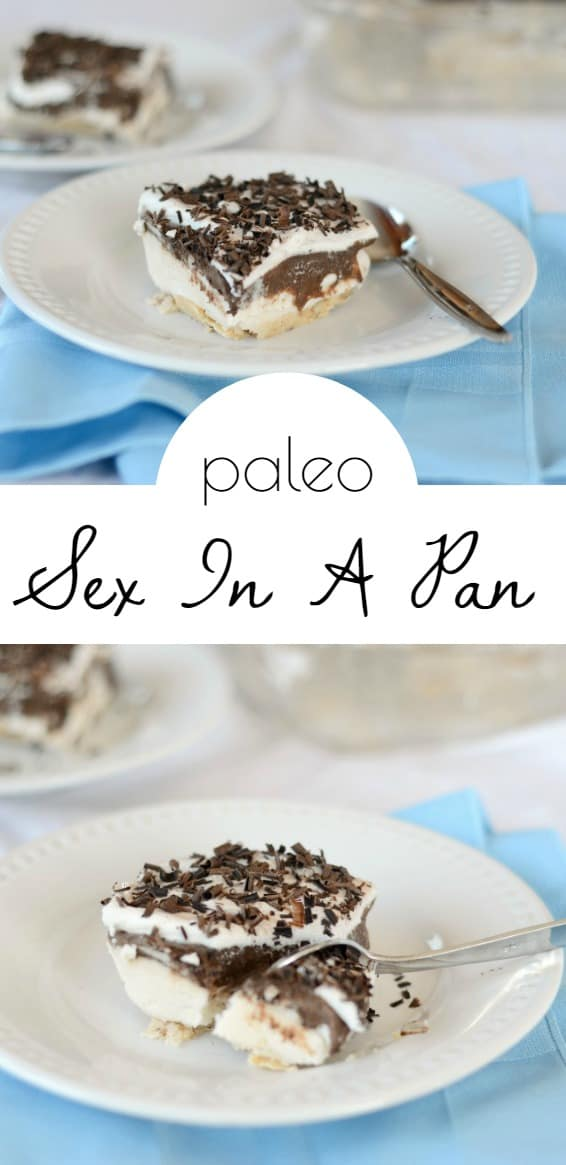 sex in a pan.