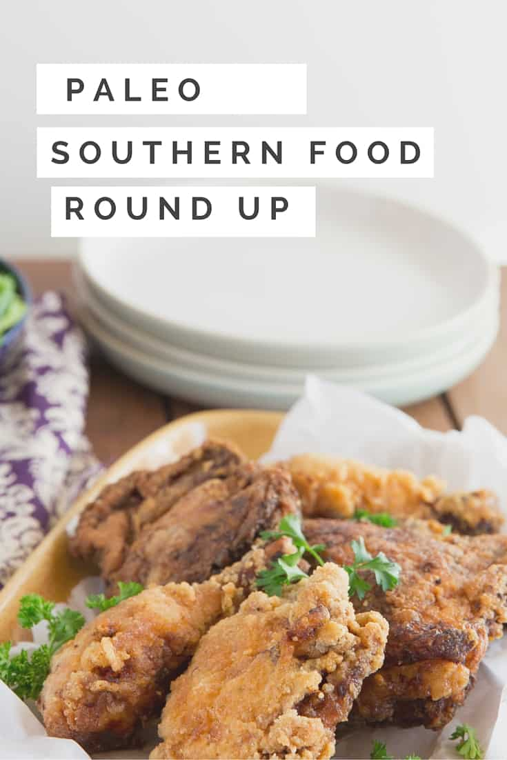 paleo southern food round up