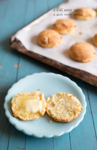 paleo southern biscuit