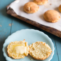 Paleo Southern Biscuits from Everyday Grain-Free Baking