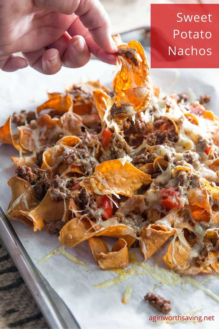 Paleo Nachos and the Mitsubishi Outlander Sport