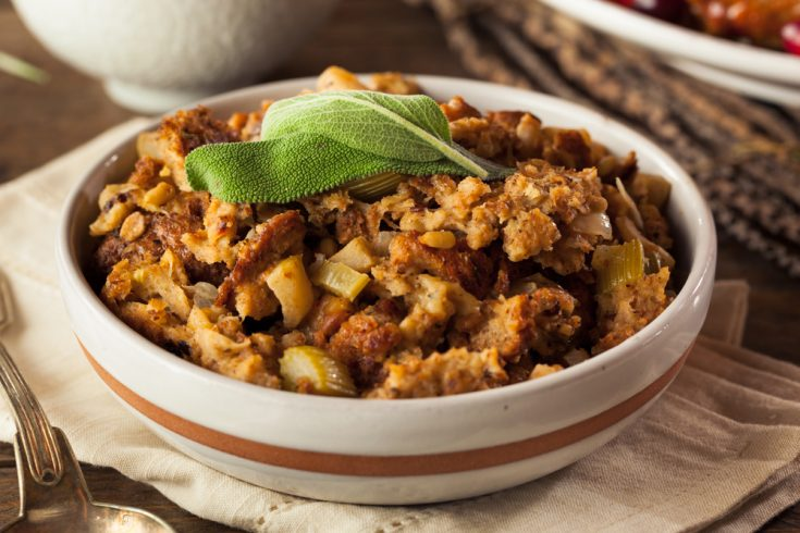Paleo Thanksgiving Stuffing Recipe (Gluten-free)