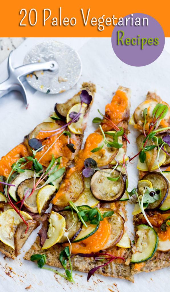 paleo vegetarian recipes