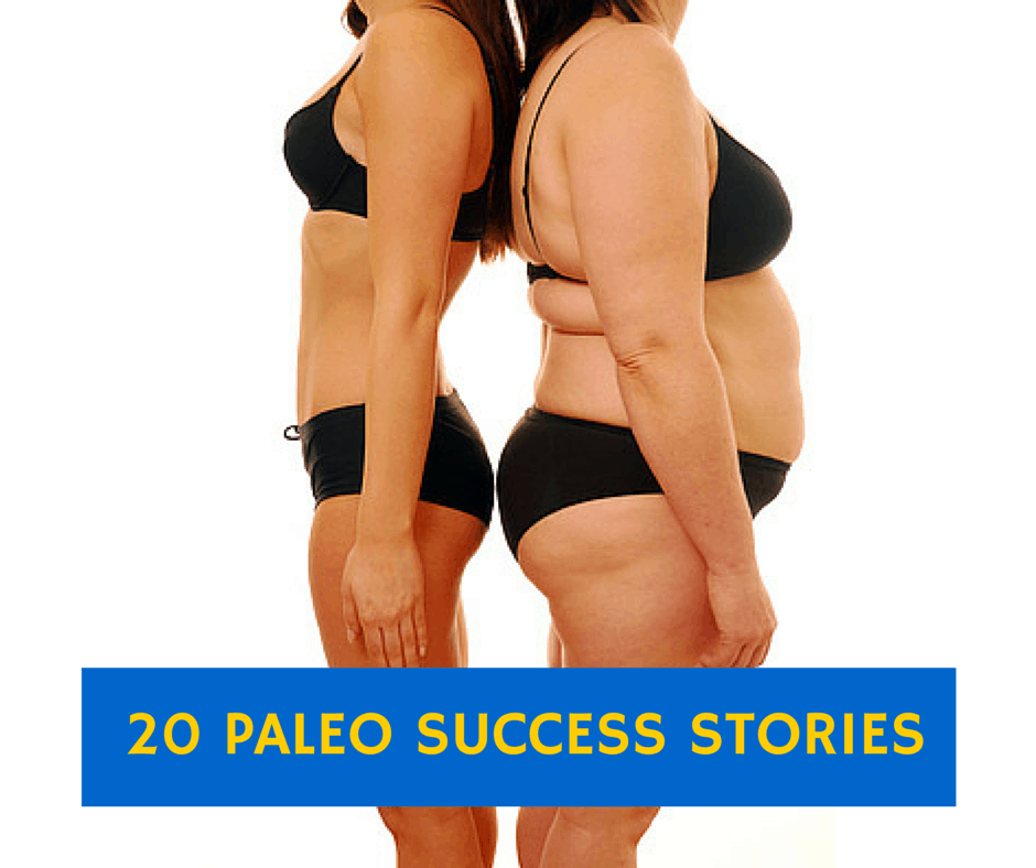 Paleo Weight Loss Success Stories 1