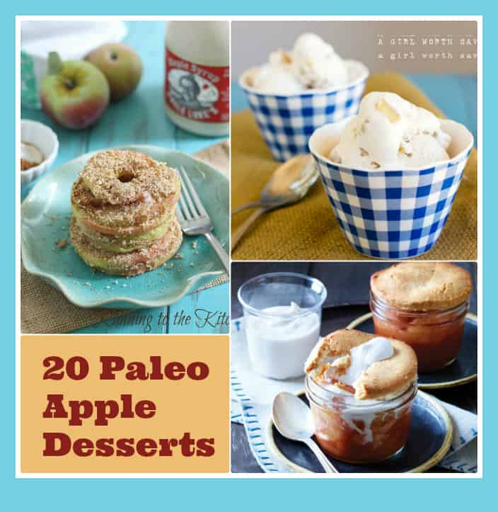 Paleo Apple Dessert Recipes